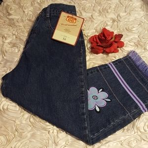 Route 66 Clam Digger Pants Girls